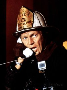 The Towering Inferno, Steve McQueen, 1974