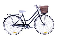 Reid Cycles - Classic Vintage Ladies Bicycle