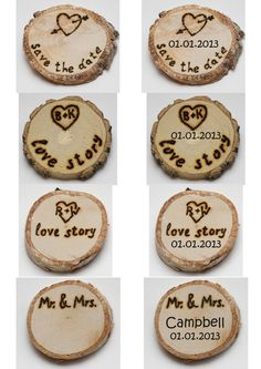rustic wedding rustic gift rustic wedding decor rustic wedding favor wedding magnets wedding decor wood magnets USD) by EcoWood Rustic Wedding Gifts, Wedding Favours, Chic Wedding, Dream Wedding, Wedding Table, Cute Wedding Ideas, Wedding Inspiration, Rustic Save The Dates, Anniversary Parties