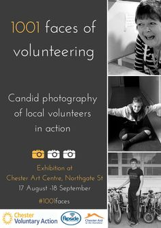Volunteering exhibition 2016