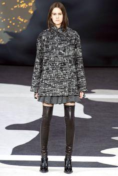Chanel - Fall 2013 Ready-to-Wear