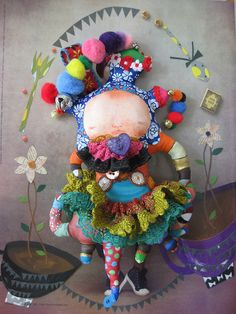 Clown 1, by Betty Cat (Cheing Wing Yee)