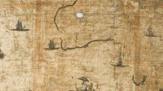 Rare 17th-Century wall map of Australia discovered in Italian home. It is the first to put Tasmania on the map, quite literally, following the findings of Abel Janszoon Tasman during his explorations...