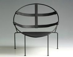 2016 Rio Olympics: a focus on Brazilian design pics: Objekto, armchair FDC1 - designer: Flavio de Carvalho - See more at: http://magazine.designbest.com