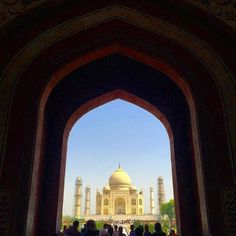 by @muhammadfaeezz #mytajmemory #IncredibleIndia #tajmahal The Taj Mahal more often Persian for Crown of Palaces is an ivory-white marble mausoleum on the south bank of the Yamuna river in the Indian city of Agra. It was commissioned in 1632 by the Mughal emperor Shah Jahan (reigned 16281658) to house the tomb of his favorite wife Mumtaz Mahal. The tomb is the centrepiece of a 42-acre complex which includes a mosque and a guest house and is set in formal gardens bounded on three sides by a…