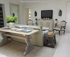 gorgeous furniture arrangement