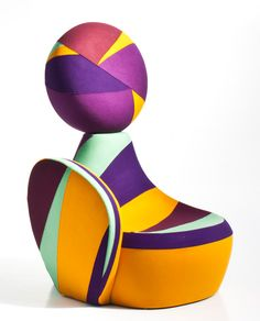 The 'Metamorfosi' Collection - Martino Gamper for Moroso