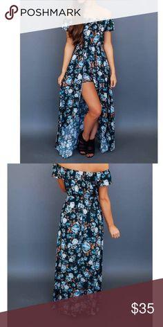 Romper NWT size medium from Dottie boutique super cute ! Dresses Maxi