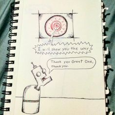 My weird comic with no title yet continues. #comics #comic #webcomics #4colorpen #art #comicart #weird #hardluckcharlie