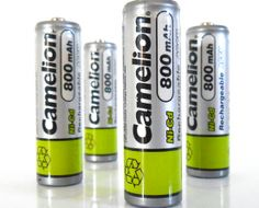 4-pack rechargeable AA batteries are here and ready for your solar garden lights! « Your Solar Link Blog