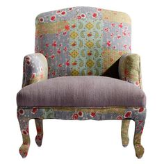Ava Arm Chair » this is so sweet, I love it!