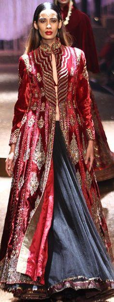 JJ Valaya & Alpana Neeraj at Amazon India Fashion Week spring/summer 2017