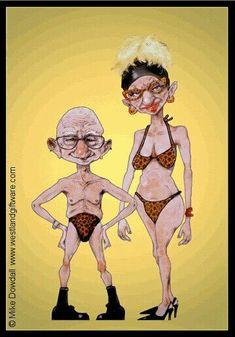 old people cartoons Old People Cartoon, Cartoon Pics, Funny People, Naughty Emoji, Senior Humor, Old Couples, Humor Grafico, Adult Humor, Funny Art