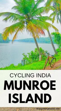 Munroe Island cycling in Kerala. Best places to visit in India with Munroe Island Kerala backwaters homest Kerala Travel, India Travel, Thailand Travel, Japan Travel, Universal Studios Florida, Vacation Ideas, Costa Rica, Travel Picture, Travel Photos