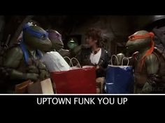 Brilliant Edit of 'Uptown Funk' Being Sung Using Clips From 280 Different Movies