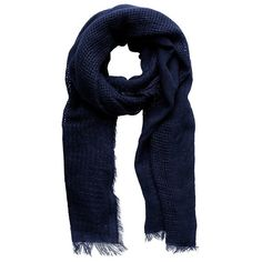 Forever New Jacqui Soft Scarf (€10) ❤ liked on Polyvore featuring accessories, scarves, navy dusk, navy shawl, navy blue shawl, navy blue scarves, navy scarves and forever new