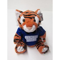 Product: Plush Tiger