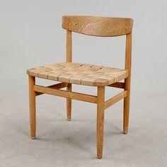 B. Mogensen vintage chair