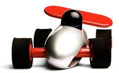 Racer F1, Silver   Playsam