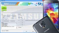 Descargar Odin para Samsung Galaxy.