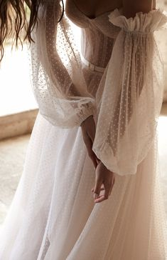 Utterly Romantic & Ethereal Gowns :: This Is Glamorous W Dresses, Pretty Dresses, Bridal Dresses, Beautiful Dresses, Evening Dresses, Banquet Dresses, Beautiful Wedding Gowns, Dream Wedding Dresses, Boho Wedding