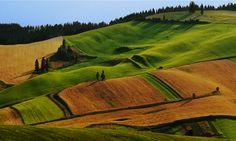storm in the meadows Golf Courses, Places To Visit, Landscapes, Wanderlust, Fotografia, Paisajes, Scenery