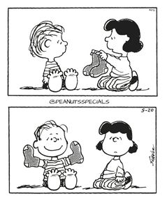 First Appearance: May 20th, 1994 #peanutsspecials #ps #pnts #schulz #lucyvanpelt #rerunvanpelt www.peanutsspecials.com