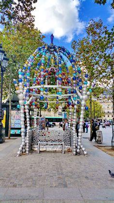 https://flic.kr/p/BNLppx | Paris Novembre 2015 - 216 Métro Palais Royal devant la Comédie Française