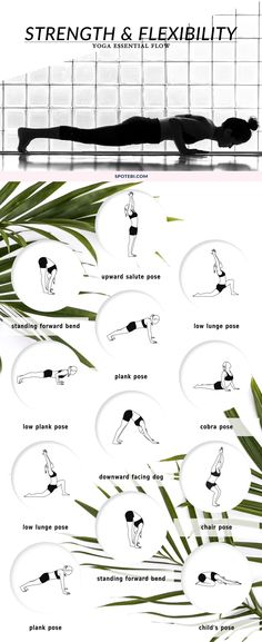 Strengthen your body