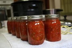 Raising Cubs in a Campground: MamaBears {Not so} Mild Salsa Canning Salsa, Canning 101, Canned Salsa Recipes, Straw Bale Gardening, Growing Carrots, Mild Salsa, Cherry Tomatoes, Yummy Food, Yummy Recipes