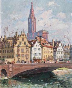 Strasbourg / André Schmitt 1938