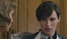 """Eddie Redmayne in """"The Danish Girl"""" (2015)"""