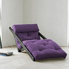 Whether Locked Upright As A Stylish Lounge Chair Or Laid Out For A Comfortable  Sleep Surface, The Innovative Fresh Futon Figo Serves As A Stylish Accent  For ...