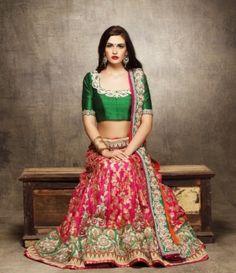Handloom collection by Designer Duo Asha & Gautam Gupta#ethnic #indian #bridal