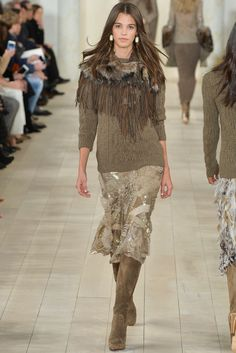 Ralph Lauren Fall 2015 Ready-to-Wear Collection Photos - Vogue