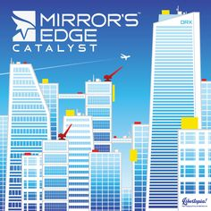 Mirror's Edge Catalyst Review: https://libertopiacartoon.wordpress.com/2016/06/09/mirrors-edge-catalyst-game-review/ #libertarian #mirrorsedgecatalyst #mirrorsedge #gameart #gamers #gaming #ps4 #futurecity #cyberpunk