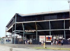 Macarthur Stadium Syracuse Ny