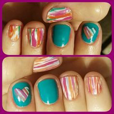 Jamberry nails manicure Jamicure
