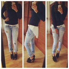#mycloset #mystyle #fashion #denim #zin