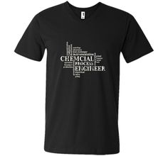 Chemical Process Engineer - Cool Engineering T-Shirt