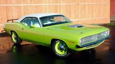 Plymouth Barracuda..Re-pin Brought to you by  #HouseofInsurance in #EugeneOregon for #LowCostInsurance