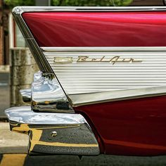 1957 Chevrolet Bel Air - By Gordon Dean II
