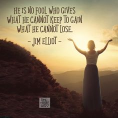 Jim Elliot - #christianity #christian #bible #faith #jesuschrist #God #love #christianencouragement #truth #biblestudy