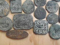 colección de fichas hacendarias de Antonio Padilla Gutierrez