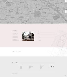 We equipped Entré WordPress theme with everything a modern interior design or architecture website can need! #wordpress #webdesign #theme #layout #architecture #architect #interiordesign #decor #homedecoration #portfolio #furniture