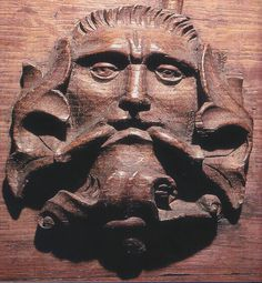 cathedrals in england with a green man - Google Search