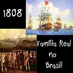 Atividades prontas sobre a vinda da Família Real ao Brasil. 12 páginas com gabarito.