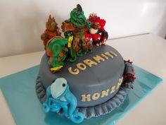 Cake Gormiti