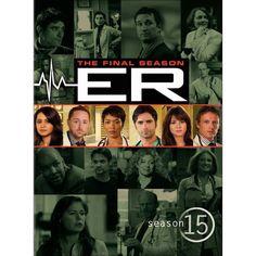 ER: The Final Season - Season 15 [5 Discs], Galaxy Black