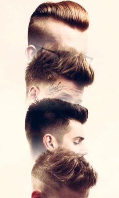 Tendencia en Corte y Peinado Para Hombres. Christian Diaz by. Belleza Capilar  (011)153-052-6190 www.bellezacapilar.com.ar